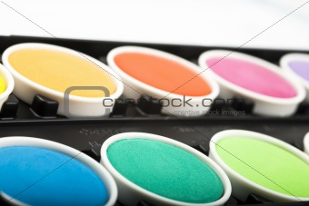 Water-color box
