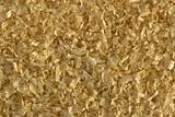 Sawdust for rodents texture