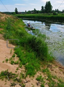 travel river