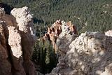 Rainbow Point Bryce Canyon NP (CF)