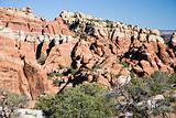 Fiery Furnace Utah USA (GV)