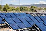 Solar Power System Utah USA (IC)