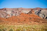 Mexican Hat Rock Utah USA (JN)
