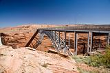 Glen Canyon Dam Bridge Page US (JX)