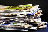 Stack Newspaper  (AA)