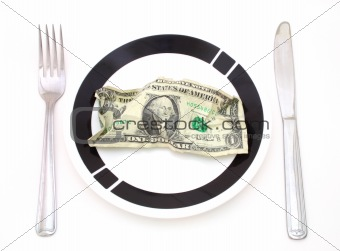 cost of food