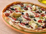 Roasted Vegetable Pizza