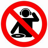 No dj zone