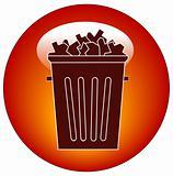 full trash web button