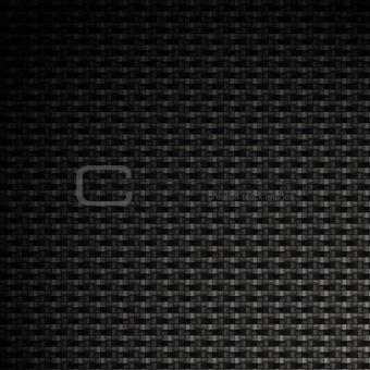tightly woven carbon fiber