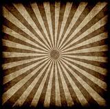 grunge sun rays or beams