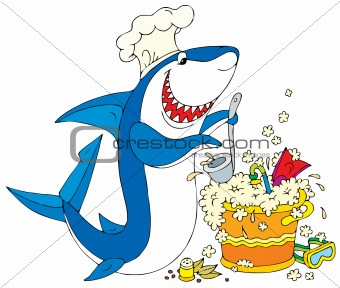 Cook Shark