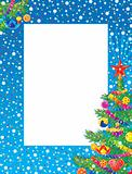 Christmas photo-frame