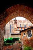 Cathedral of Ste-Cecile in Albi France