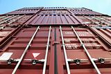 Sea container Hamburg Hamburg (AF)