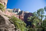 Zion National Park Utah USA (BD)