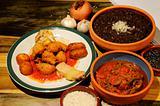 Cuban dishes