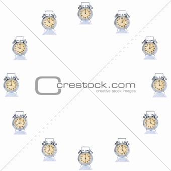 group of alarm clock