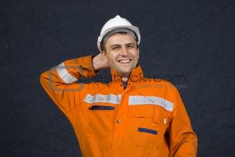 Miner happy