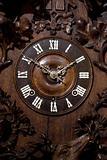 Cuckoo Clock Detail