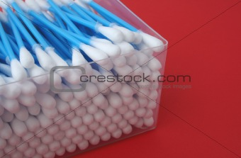 cotton cleaning sticks