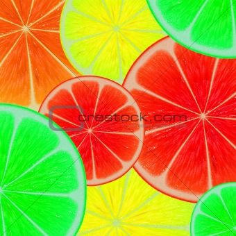 Ctrus fruits