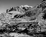 Capitol Reef Homesteaders Wagon
