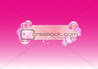 abstract pink background for text