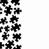 puzzle border