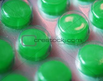 Green Throat Sweets