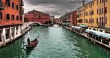 Venice. Canal #7.