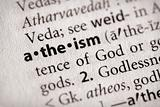 Dictionary Series - Religion: atheism