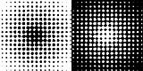 Circular dots fantasy