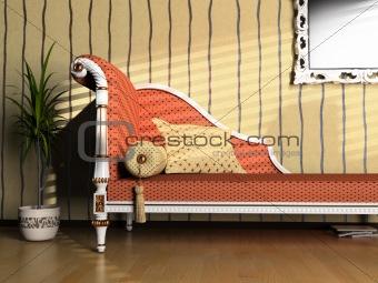 classic style sofa