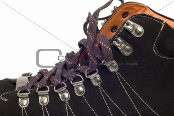 high shoe macro