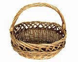 Isolated Basket