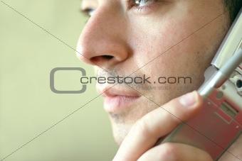 cell phone portrait