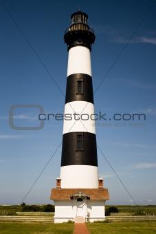 North Carolina Striped Lighthouse