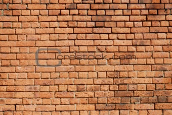 Brick wall, great for background and texture
