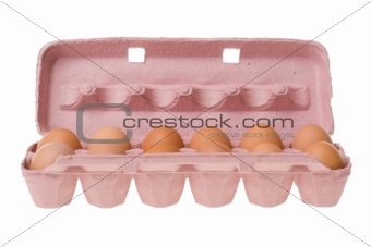 Carton of eggs