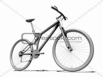 blank  bike
