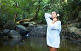 by tropic lake