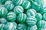 striped candy balls