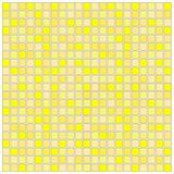 Yellow glass tiles