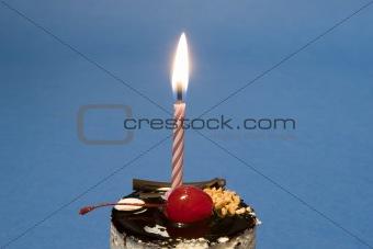 Cake and Candle
