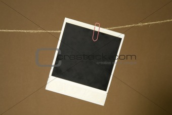 Photo Frame On the Rope