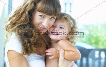 close to mama