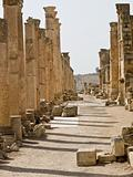 Roman city in Jerash