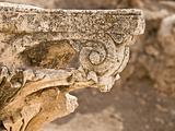 Roman city detail