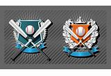 Baseball emblem